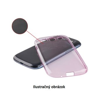Samsung Galaxy S3 i9300, S3 Neo I9301 ultratenké 0,5mm silikónové puzdro, ružové