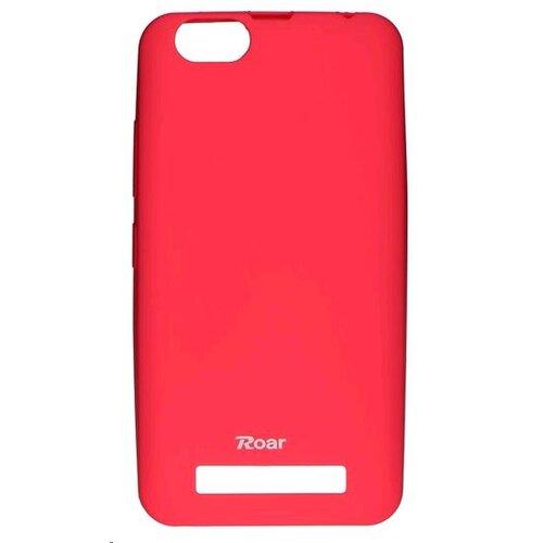 Puzdro Roar Jelly Colorful TPU Lenovo Vibe C A2020 - ružové