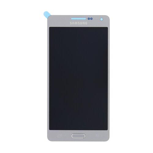 Samsung A500F Galaxy A5 - LCD Displej + Dotyková Plocha - Strieborný