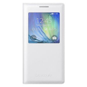 EF-CA500BWE Samsung S-View Pouzdro White pro Galaxy A5 A500 (EU Blister)