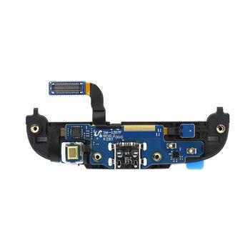 Samsung G357 Galaxy Ace 4 - Doska Nabíjania + Mikrofón + Nabíjací Konektor