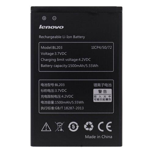 Batéria Lenovo BL203 Original Li-Ion 1500mAh (Bulk)