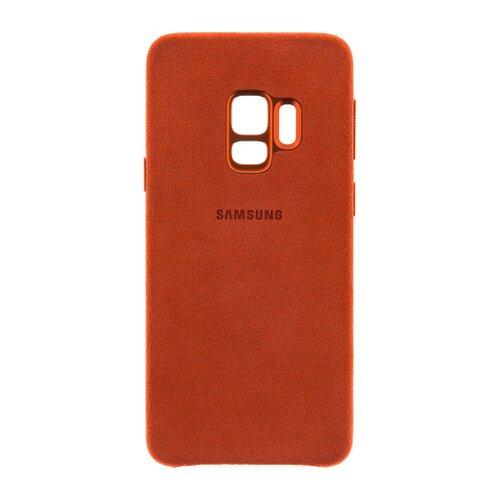EF-XG960ARE Samsung Alcantara Cover Red pro G960 Galaxy S9