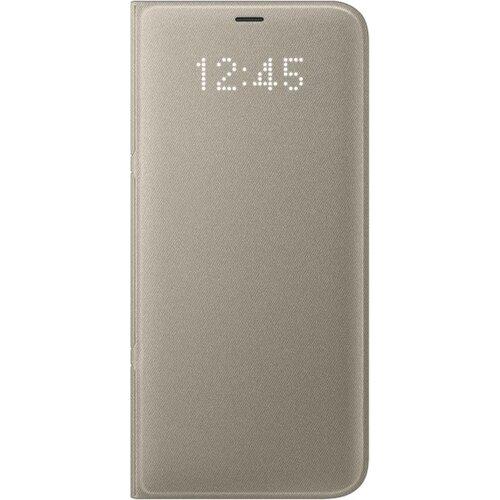 EF-NG955PFE Samsung LED View Case Gold pro G955 Galaxy S8 Plus (EU Blister) 2433793