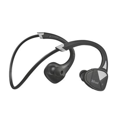 TRUST Velo Neckband-style BT Wireless Sports