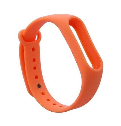 Xiaomi Mi Band 2 náhradný náramok, Oranžový