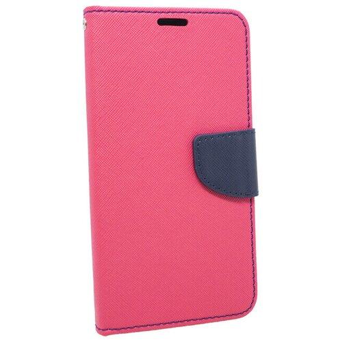 Puzdro Samsung Galaxy S6 G920 Fancy Book bočné, ružovo-modrá