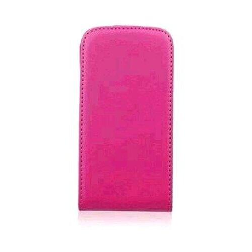 Puzdro Asus Zenfone 2 Laser ZE500KL 5.0 Flexi knižkové, ružové