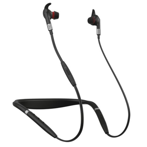 Jabra Evolve 75e Bluetooth slúchadlá Čierne
