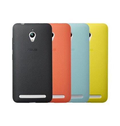 ASUS ochranné púzdro BUMPER CASE pre ZenFone Go (ZC500TG) oranžové