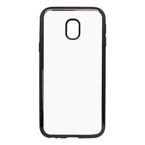 Puzdro NoName TPU Samsung Galaxy J3 J330 2017 - čierny rám