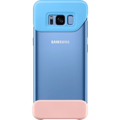 EF-MG950CLE Samsung Protective Cover Blue pro G950 Galaxy S8 (EU Blister) 2433796