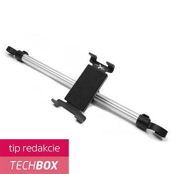 Univerzálny držiak do auta eXtreme TAB6 určený na tablety - medzi opierky