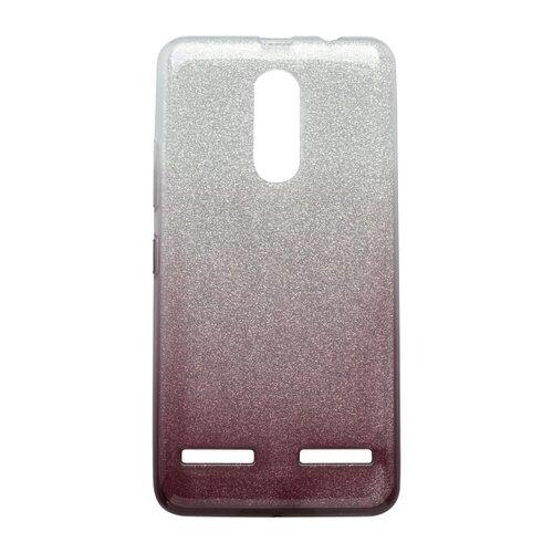 Puzdro Shine TPU Lenovo K6/K6 Power - tmavofialové