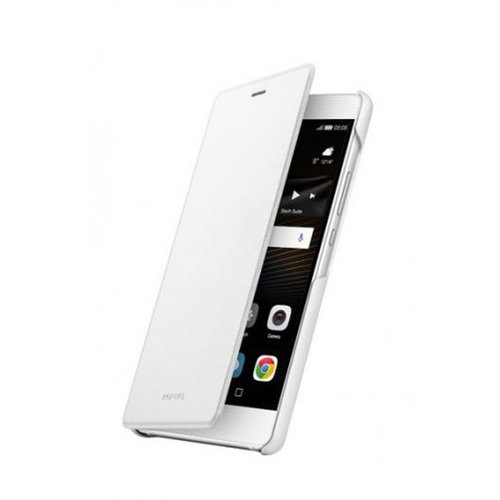 Puzdro Original Folio Huawei P9 Lite 2017 - biele