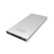 FIXED Zen 8000 power bank v luxusnom hliníkovom prevedení, strieborná