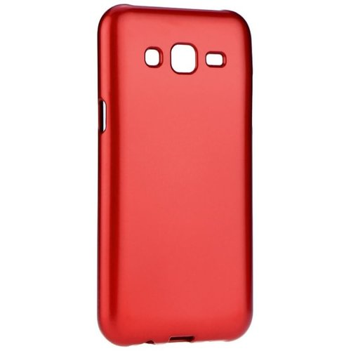 Puzdro Jelly Flash Mat TPU Huawei Y5 II/Y6 II Compact, červené