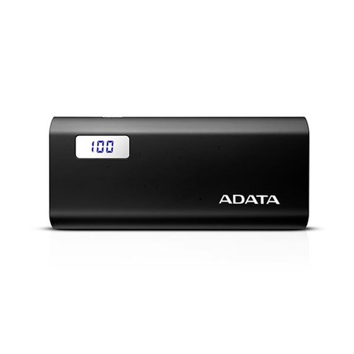 Power Bank A-DATA P12500D 12500mAh Čierny