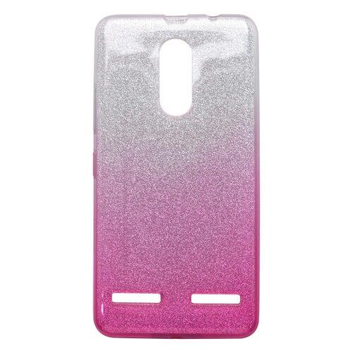 Puzdro Shine TPU Lenovo K6/K6 Power - ružové