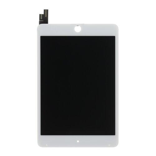 Apple iPad mini 4 - LCD Displej + Dotyková Plocha - Biely Class A