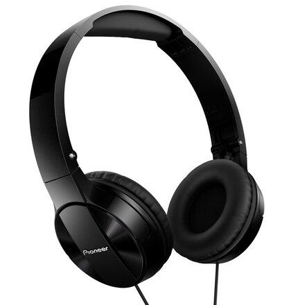 Pioneer náhlavní sluchátka černá