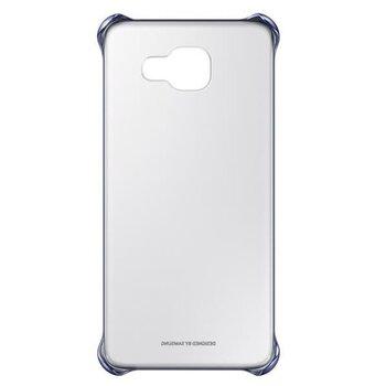 Samsung Clear Cover pre Galaxy A5 2016, Black