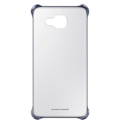 Samsung Clear Cover pre Galaxy A5 2016, Black