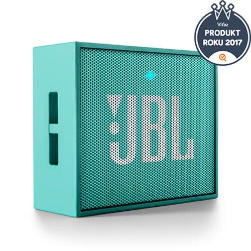 JBL GO Bluetooth reproduktor Zelený