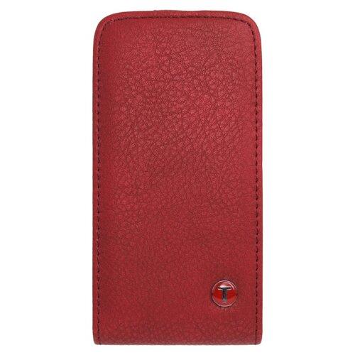 Puzdro Book Tidy Samsung Galaxy S5 mini G800 - červené