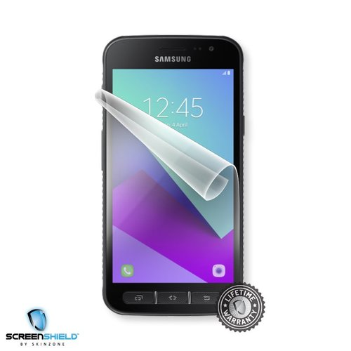 Screenshield SAMSUNG G390 Galaxy Xcover 4 - Film for display protection