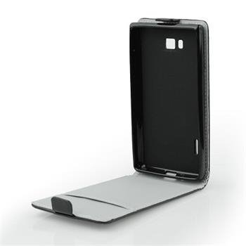Puzdro Samsung Galaxy Trend 2 Lite Forcell Flexi, čierne