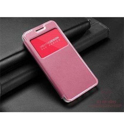iPhone 6 Plus/6s Plus 5.5 knižkové Kalaideng Sun S-View, ružové