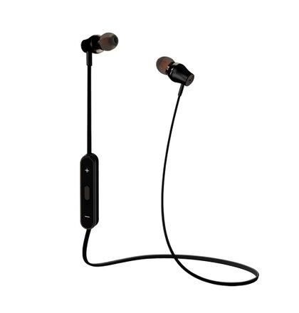 Bluetooth Stereo slúchadlá CELLY, čierna