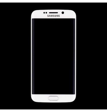 LCD display, Dotyk plus Přední kryt Samsung G925 Galaxy S6 Edge White