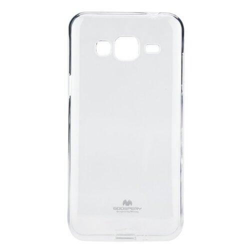 Puzdro Mercury Jelly TPU Samsung Galaxy J3 J320 2016 - transparentné