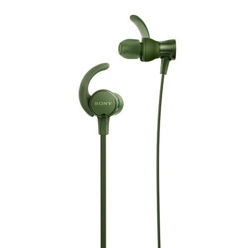 Sony Active MDR-XB510AS Slúchadlá Zelené