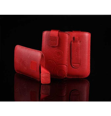 """Púzdro DEKO 1 červené, veľkosť 15 pre tablety Samsung Galaxy Tab P3100 7"""""""