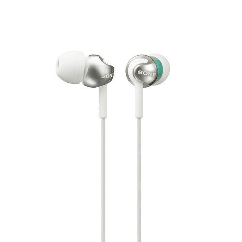 Sony MDR-EX110LP Slúchadlá Biele
