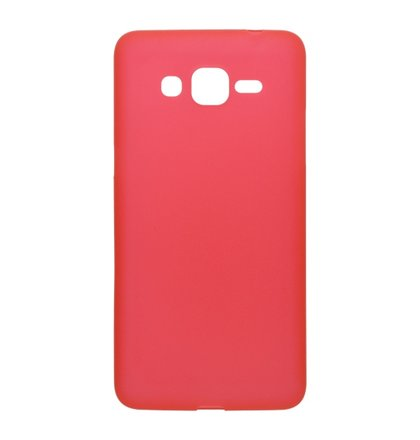 Plastové puzdro Samsung Galaxy Grand Prime G530/G531, červené