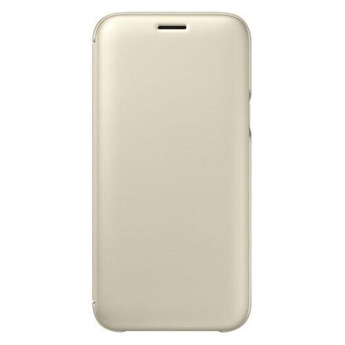 EF-WJ730CFE Samsung Folio Pouzdro Gold pro Galaxy J7 J730 2017 (EU Blister)