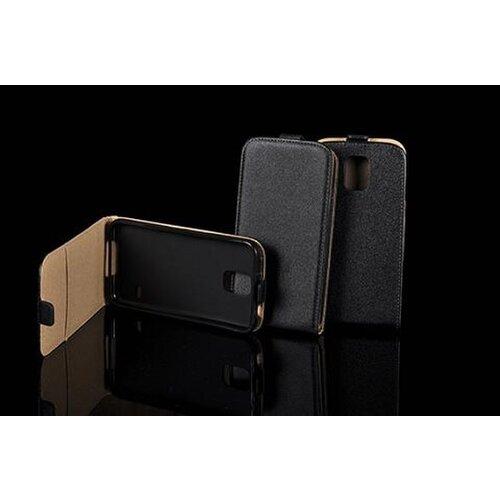 Puzdro Sony Xperia Z5 E6653 knižkové Pocket Slim Flexi čierne