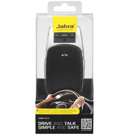 Jabra Drive Multipoint (Blister), čierne