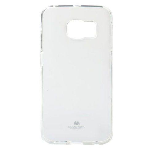 Puzdro Mercury Jelly TPU Samsung Galaxy S6 G920 - transparentné