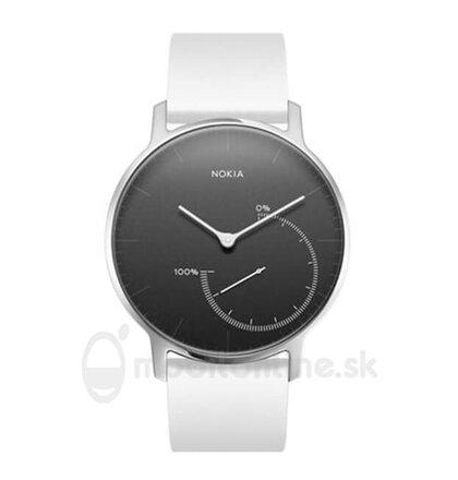 Nokia Activité Steel, Čierno-Biele