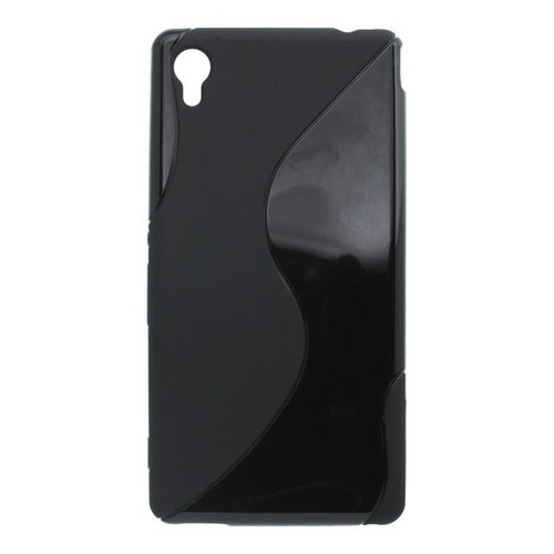 Puzdro S-Line TPU Sony Xperia M4 Aqua E2303 čierne