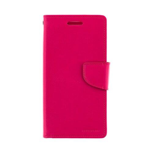 Puzdro Mercury Bravo Diary Book iPhone X/Xs - ružové