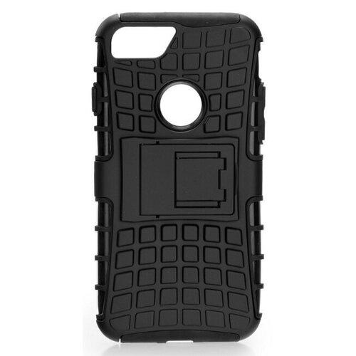 Puzdro Panzer Hard TPC iPhone 7/8 - čierne