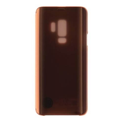 EF-ZG965CFE Samsung Clear View Cover Gold pro G965 Galaxy S9 Plus