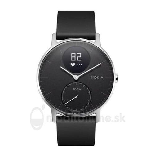 Nokia Steel HR 36mm Čierne