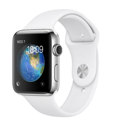 Apple Watch Series 2 42mm White - Trieda B